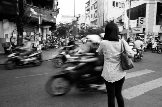 Street Photography, Vietnam, Travel Photography, Street, Travel, Ho Chi Minh City, Saigon, Black and White Photography,_-14